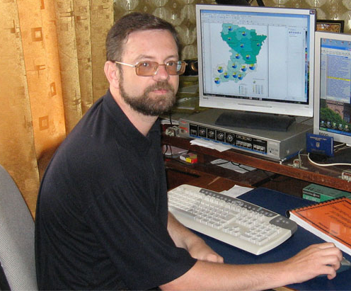 Кушнірук Юрій Степанович, НУВГП, Рівне, науковець, географ, кгн